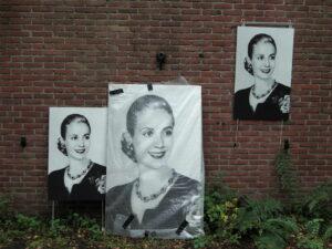 Portretten Evita Perón - Portretten Evita Perón