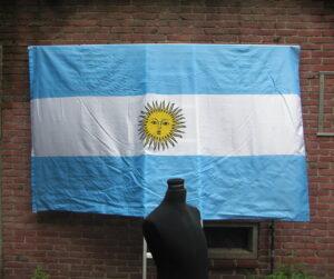 Argentijnse vlaggen - Argentijnse vlag