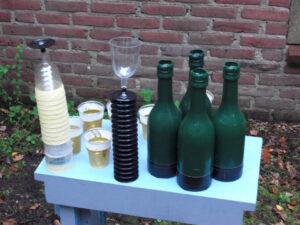 Plastic wijnflessen en wijnglazen - Plastic wijnflessen en wijnglazen