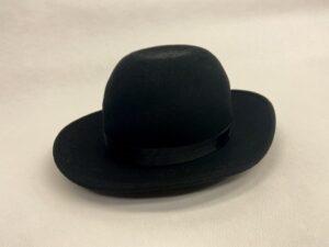 Zwarte vilten hoeden - Zwarte hoed