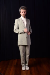 Chique heer, spokenoutfit -