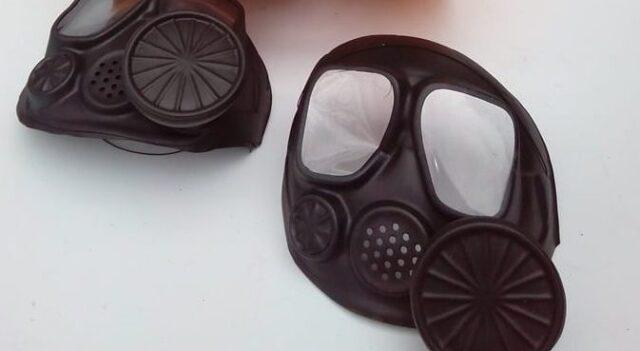 Gasmaskers - Gasmaskers