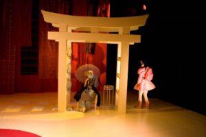 Japanse tempel -