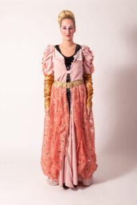 Luxe elitaire jurk -