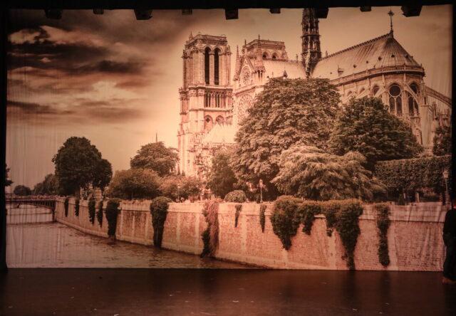 Theaterdoek Notre-Dame van Parijs - Theaterdoek Notre-Dame van Parijs