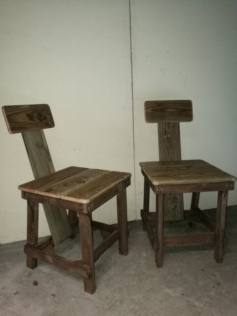 Houten stoelen - Houten stoelen