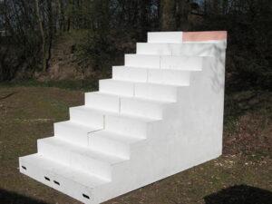 Houten trappen -