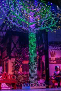 Magische boom met LED-verlichting - Magische boom met ingebouwde LED-verlichting