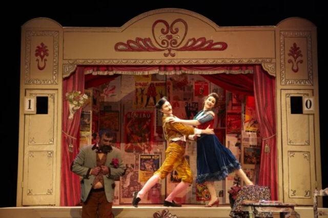 Theater in het theater 19de eeuw -