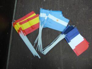 Diverse vlaggetjes -